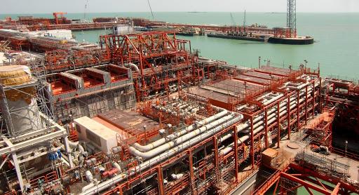 Flash gas compressor vessels for plant in Kazakhstan