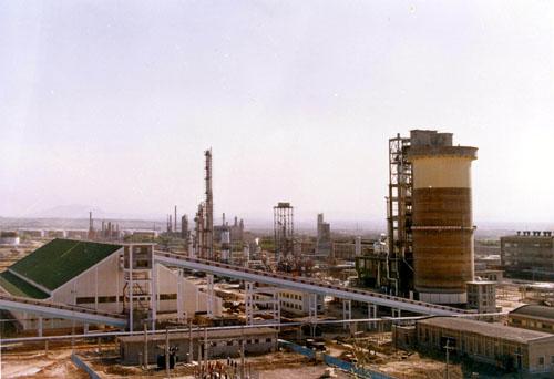 Secondary reformer for Ammonia plant