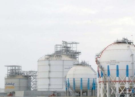 Propylene Spheres for Petrochemical Plant